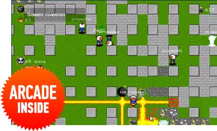 Bomberman Online — HTML5 мультиплеер онлайн игра от хабраюзеров. Тестируем нагрузку!