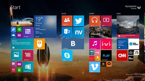 Build 2013 для дизайнеров. Обновления в интерфейсе Windows 8.1 и обзор полезных докладов для дизайнеров и проектировщиков
