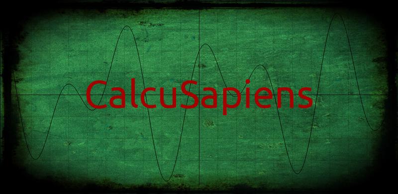 CalcuSapiens — жнец, швец, на дуде игрец