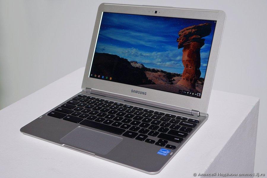 Chromebook в России