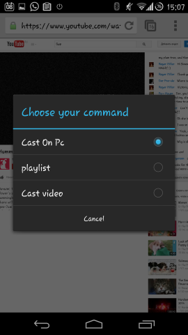 Chromecast получил новые возможности — Поддержка «живых» трансляций