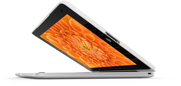 ClamCase Pro превращает iPad в подобие MacBook Air