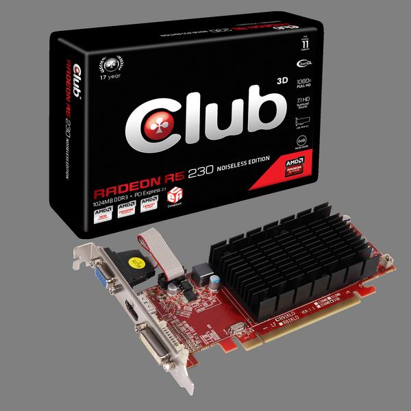 Club3D AMD Radeon R5 230
