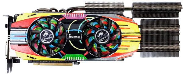 Colorful отметила финал соревнований World Cyber Games 2012 выпуском 3D-карты GeForce GTX 660 Ti