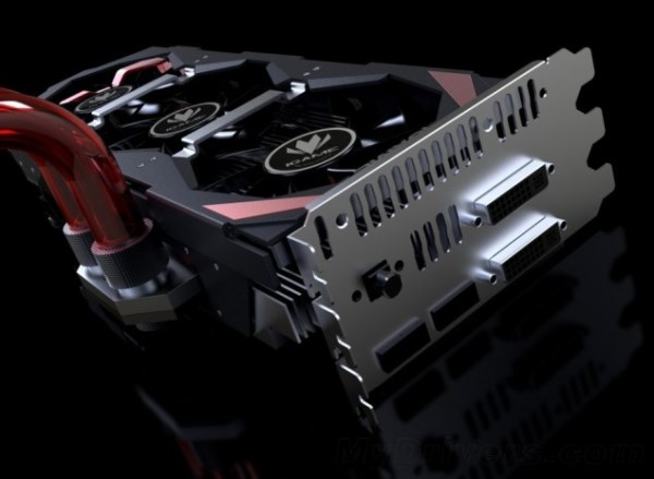 Colorful iGame GTX 780 Ti Kudan