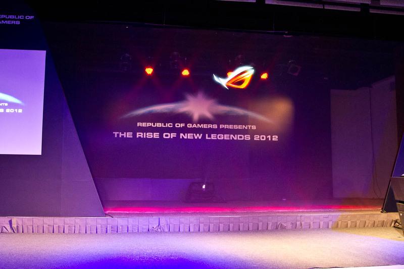 Computex 2012 — день первый. ASUS ROG конференция