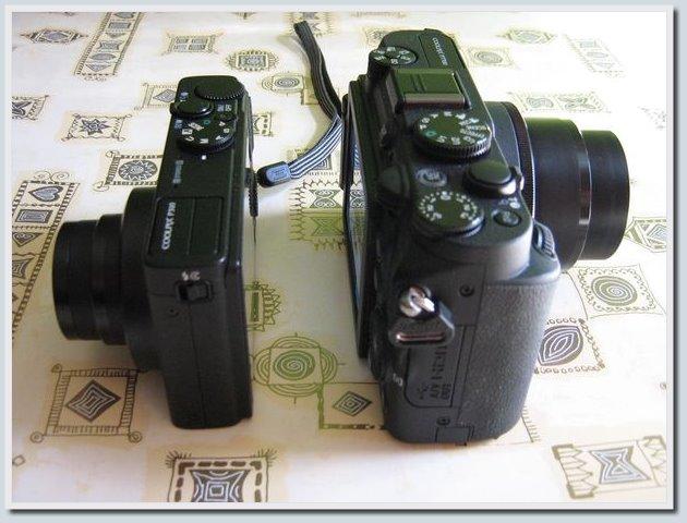 Coolpix P7700 и Coolpix P310 — два практичных компакта от Nikon