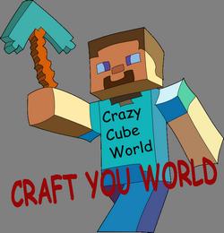 Crazy Cube World Game. Создание. Часть 1