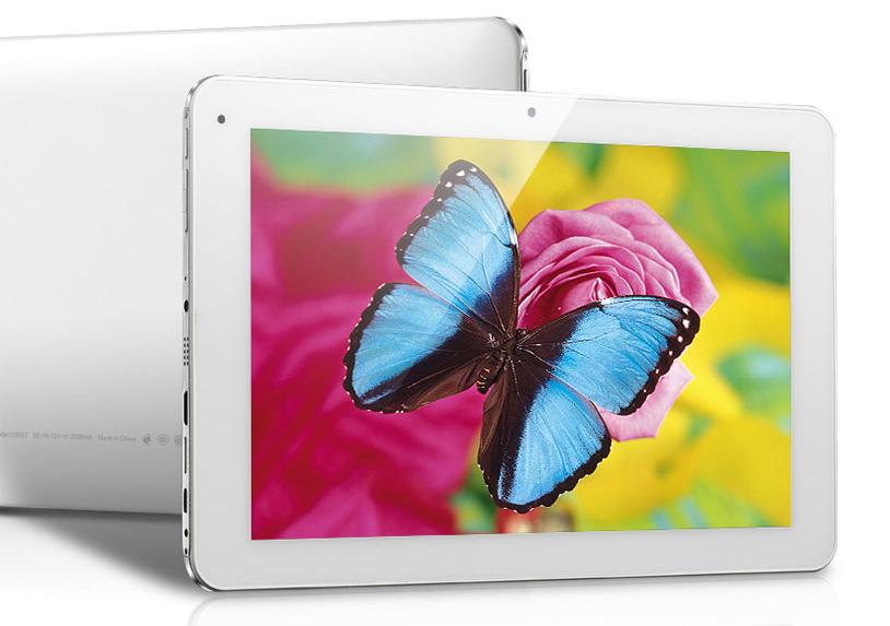 Cube U30GT2 – бюджетный Quad Core планшет