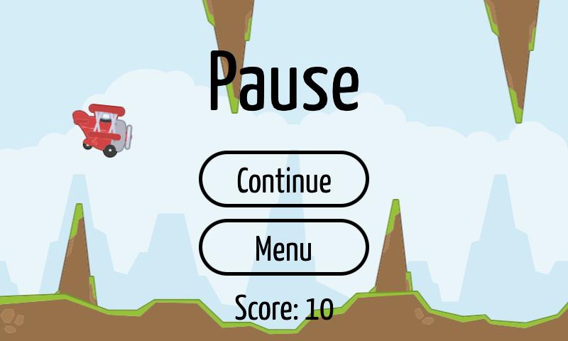 Cute Plane: игра на QML с векторной графикой
