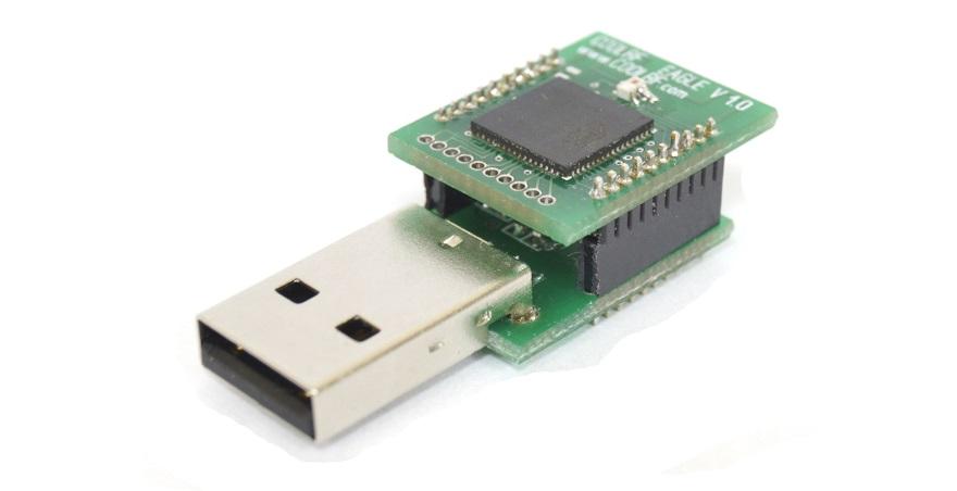 DMMR: управление по радиоканалу через USB «свисток»
