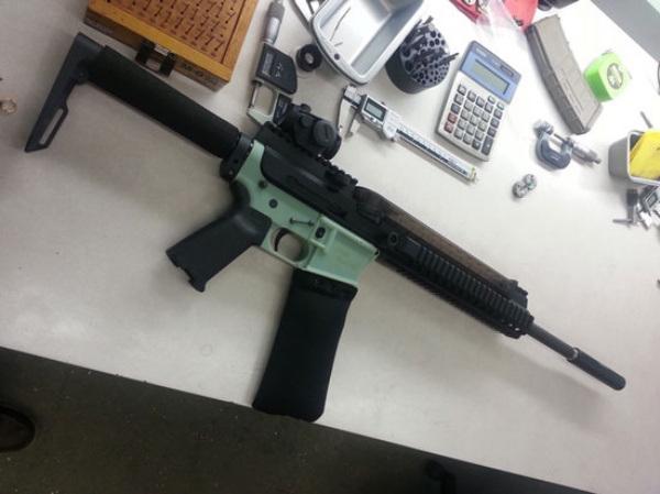 Defence Distributed получила лицензию на производство оружия
