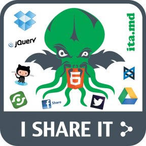DeveloperMD Community Offline VI. I Share IT!