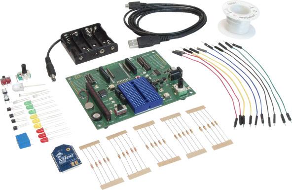 Набор XBee Wi-Fi Cloud Kit позволят подключить к облаку любое устройство