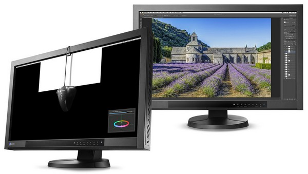 EIZO ColorEdge CG277 и CX271