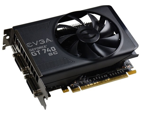 Evga GeForce GT 740