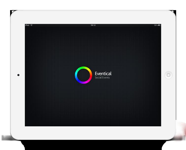 EventiCal — iPad календарь событий, о которых не пишут в афишах