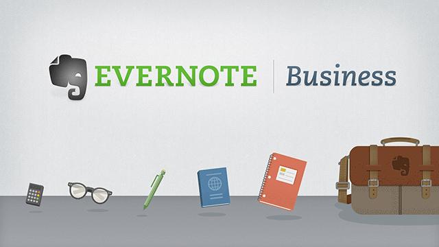Evernote Business теперь доступен и компаниям в России
