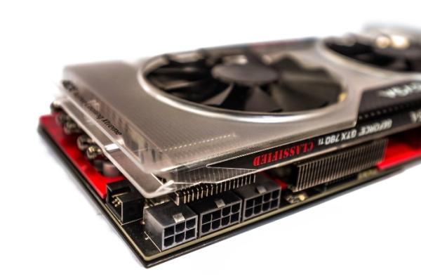 Evga GeForce GTX 780 Ti k ngp n