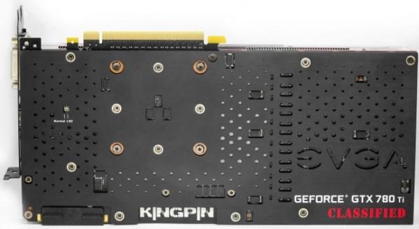 Evga GTX 780 Ti Classified KingPin Edition