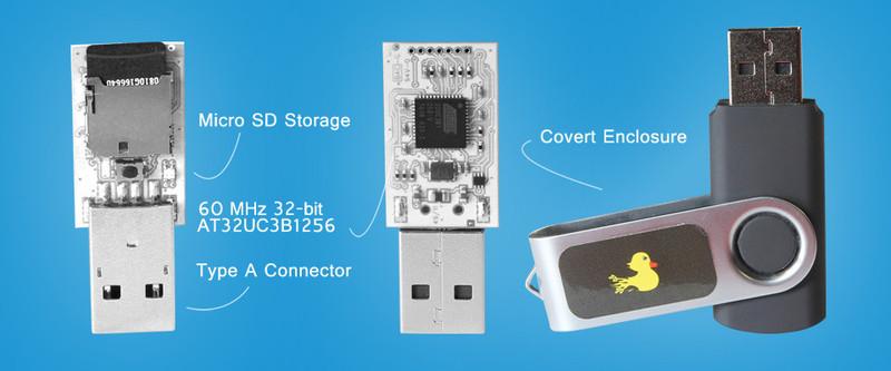 Evil USB HID-эмулятор или просто Peensy
