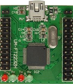 FT232H, MPSSE и SPI программатор за 15 евро