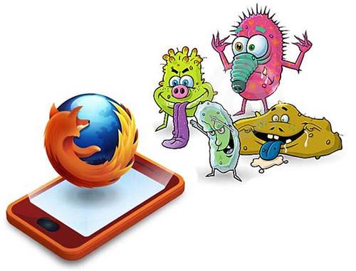 Firefox OS крушение надежд или первый вирус