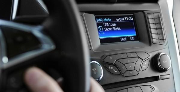 Ford BlackBerry QNX