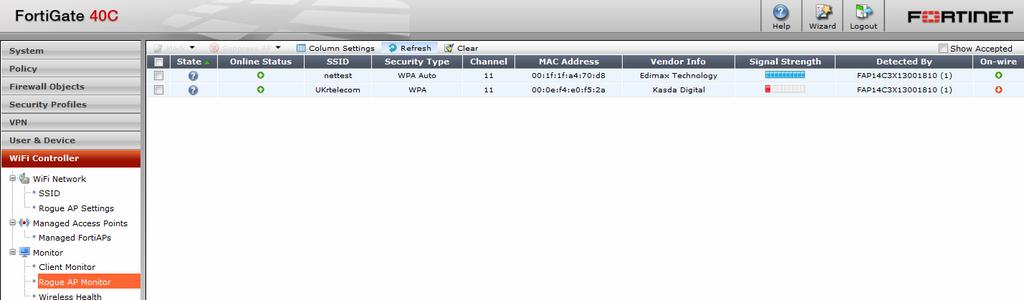 FortiAP 14С – remote access point от Fortinet. Хороший вариант построения безопасной беспроводной сети для удалённого офиса