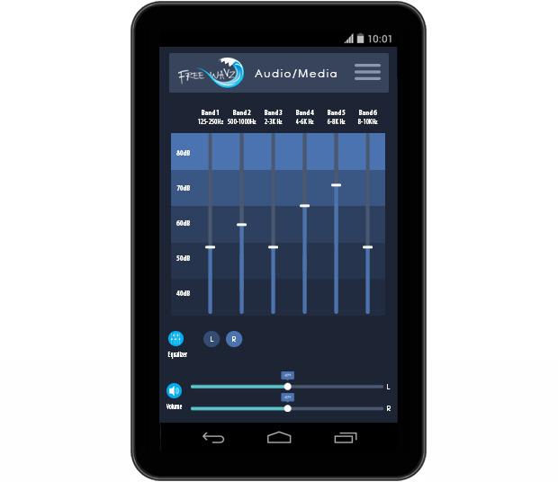 FreeWavz: продвинутая Bluetooth стерео гарнитура с фитнес трекером