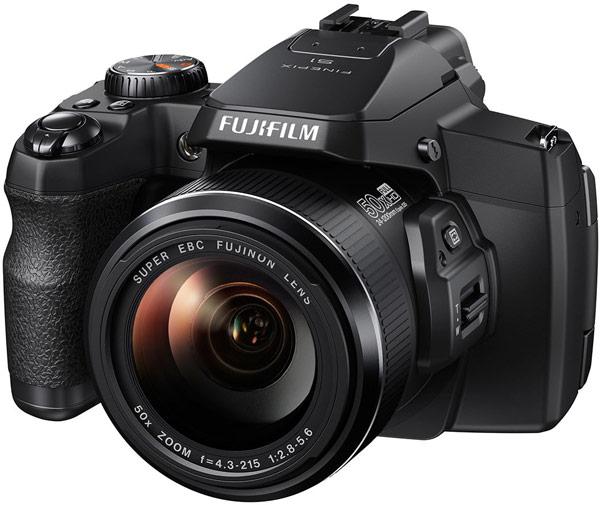 Fujifilm FinePix S1 появится в продаже в марте по цене $500