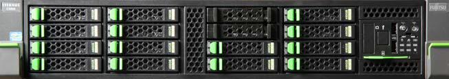Fujitsu ETERNUS CS800 S4 – система резервного копирования с дедупликацией