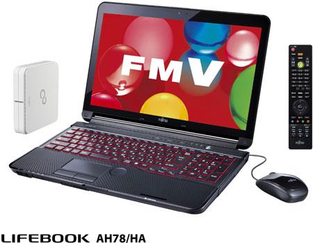 Fujitsu Lifebook AH78/HA