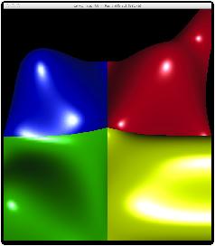 GLU ES — порт GLU 1.3 под OpenGL ES