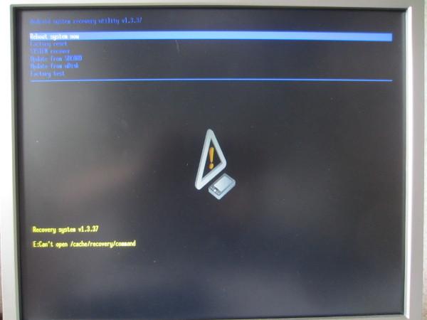 GNU/Linux и устройство на Rockchip 2918
