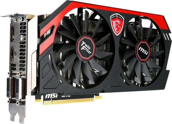 Цену 3D-карты MSI GTX 780Ti Gaming 3G производитель не называет