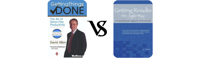 GTD vs Agile Results. Исправляем недочёты Дэвида Аллена