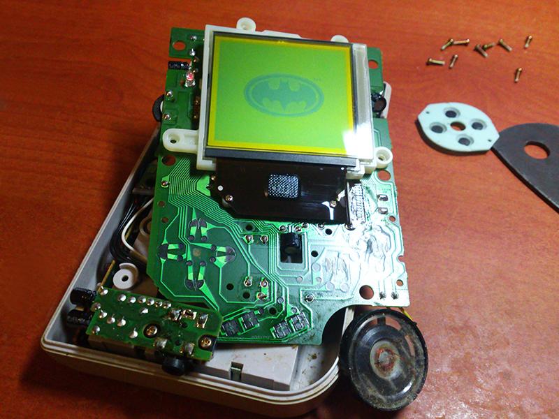 Game Boy Original: Обзор, разборка, особенности