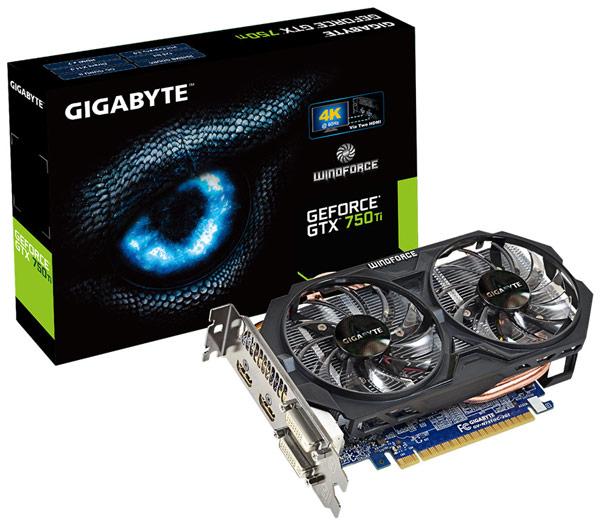 Одновременно представлена 3D-карта Gigabyte GeForce GTX Titan Black (GV-NTITANBLKD5-6GD-B)
