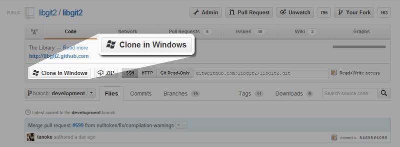GitHub выпустил клиент для Windows