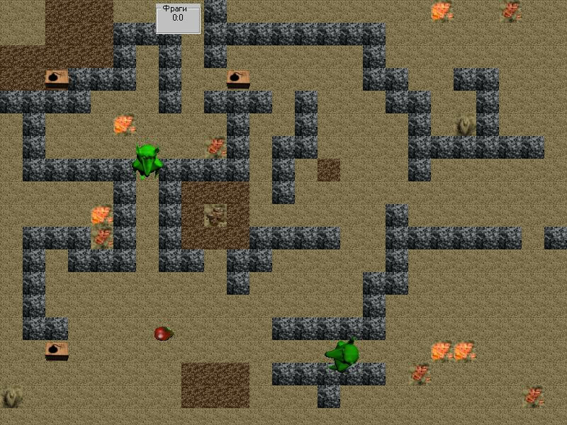 Goblin Wars II.NET – история создания сетевой игры на C# с нуля