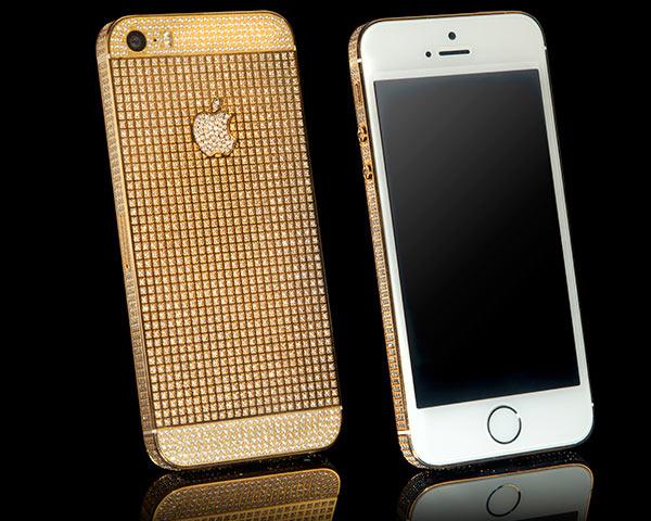 Новая модель получила имя iPhone 5s Supernova