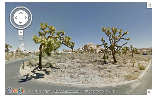 Googe добавил пять национальных парков США в Street View