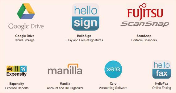 Google, HelloFax, Expensify и другие хотят, чтобы в 2013 году вы отказались от бумаги