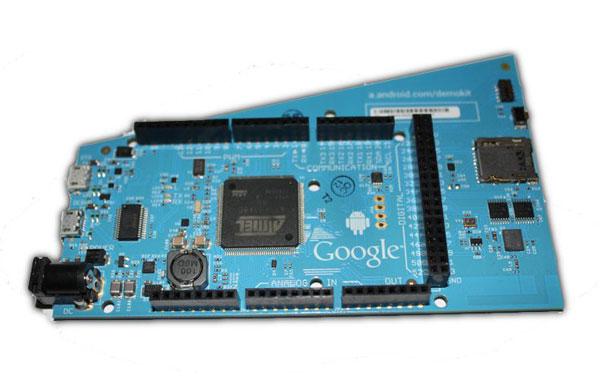 Google I/O — Презентация ADK 2012