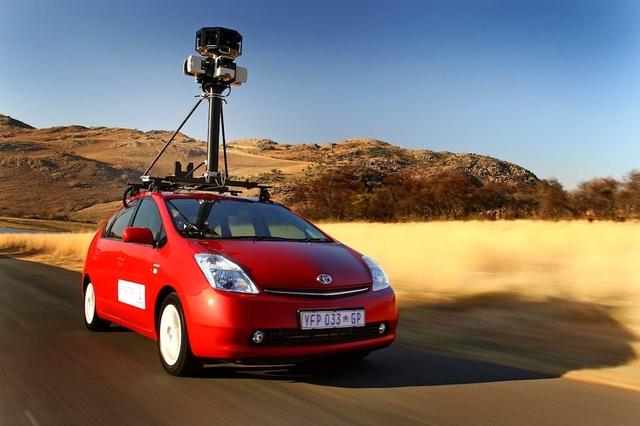 Google Street View работает уже с 50 странами, с покрытием более 8 миллионов километров
