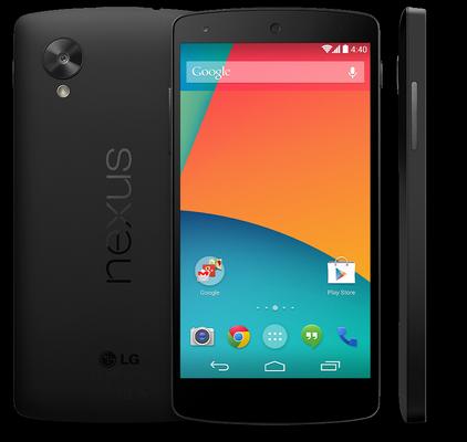Google анонсировала Nexus 5 и Nexus 10, и представила Android 4.4
