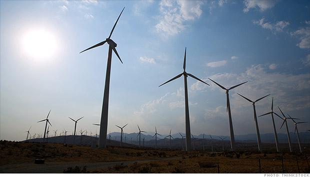 Google инвестировал 200 миллионов долларов в ветроэлектростанцию