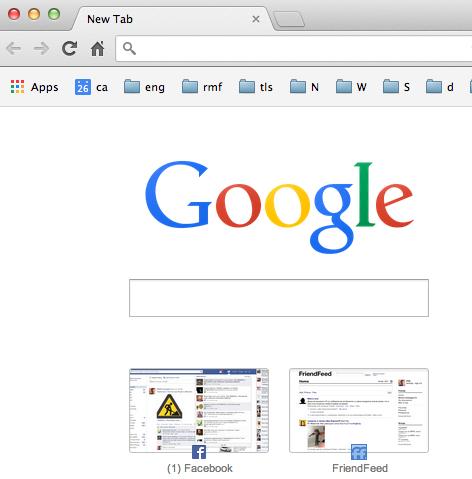 Google начал поворачивать к себе пользователей Google Chrome