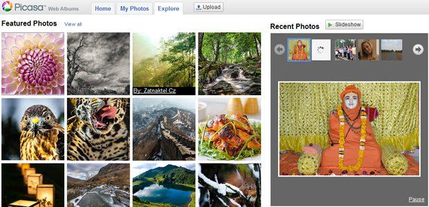 Google поставил редирект с Picasa Web Albums на Google+ Photos